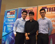 MyTRIZ Competition 2013 Team Cielo