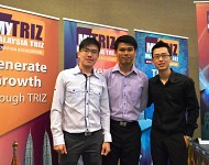 MyTRIZ Competition 2013 Team Green Ocean