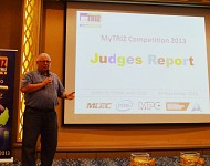 MyTRIZ Competition 2013 Judges Report